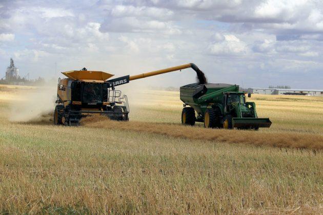 Acquérir nouveau matériel agricole